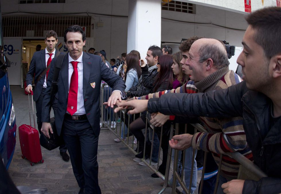 """Emery: """"Valoraré entre Julián y Beto, tienen toda la confianza"""""""