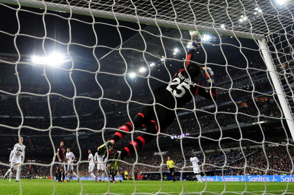 """Diego López: """"Echaba de menos el ambiente del Bernabéu"""""""