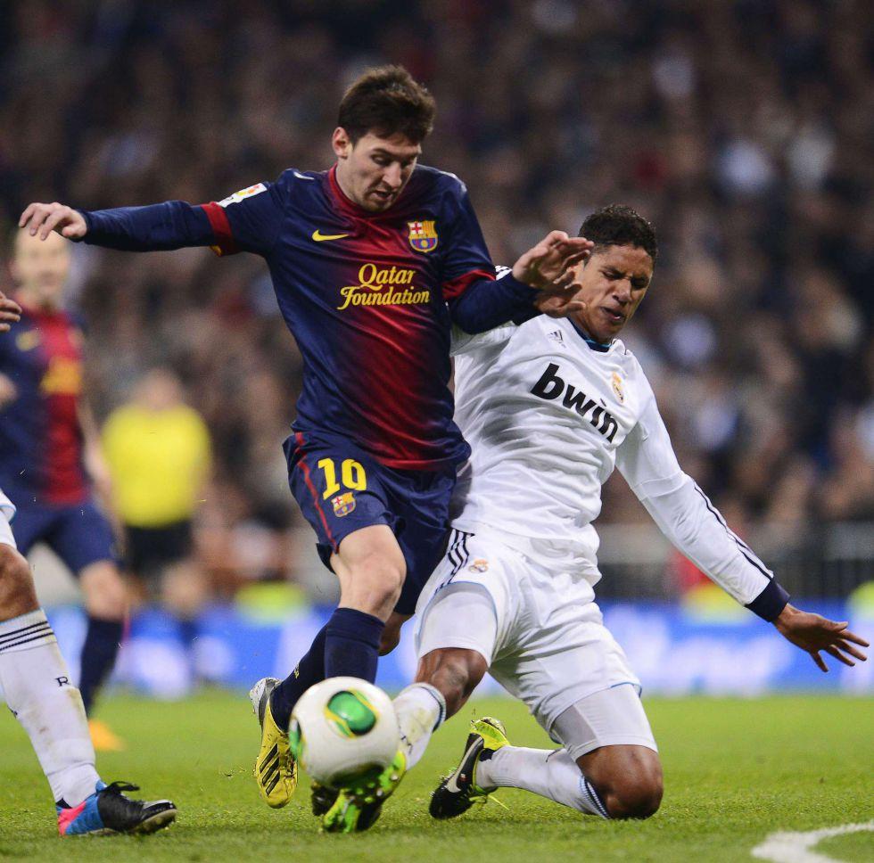 """Varane: """"Es un partido que siempre recordaré, un sueño"""""""