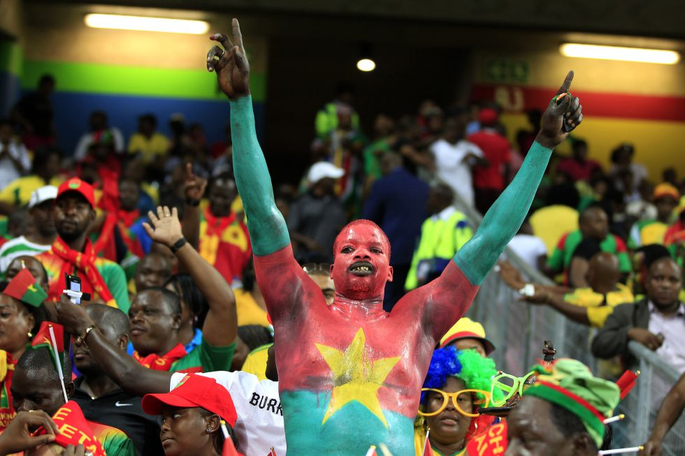 Burkina Faso sonríe y supera la reciente tragedia en su liga