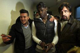 Balotelli: &quot;Hace mucho tiempo que quera jugar en el Miln&quot;