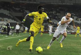 Togo acompaña a Costa de Marfil a cuartos de final