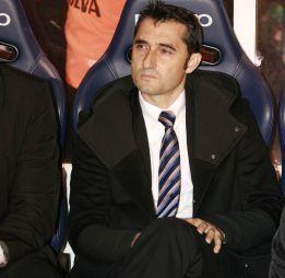 Ernesto Valverde no quiere hablar de su futuro hasta marzo