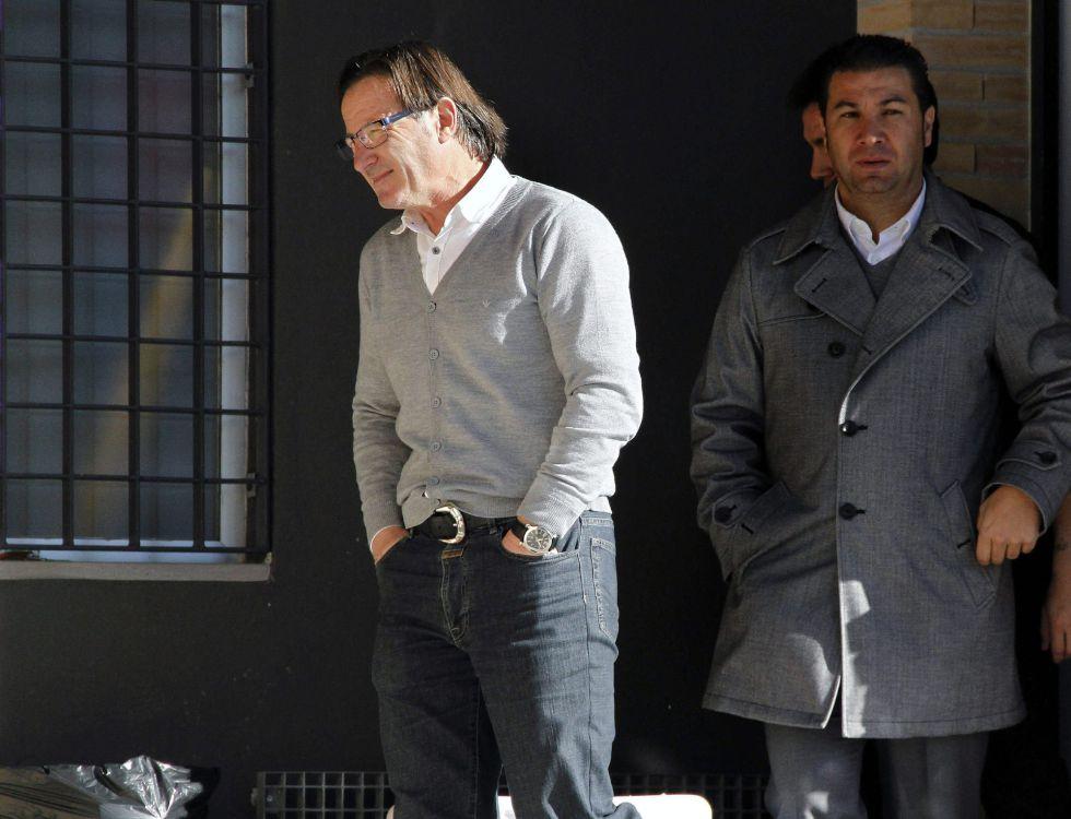 """Anquela deja el Granada """"desencantado y triste"""""""