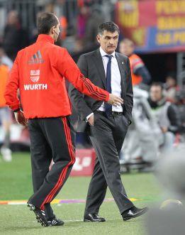 Dos partidos a Mendilibar y Paco Herrera; uno a Demichelis