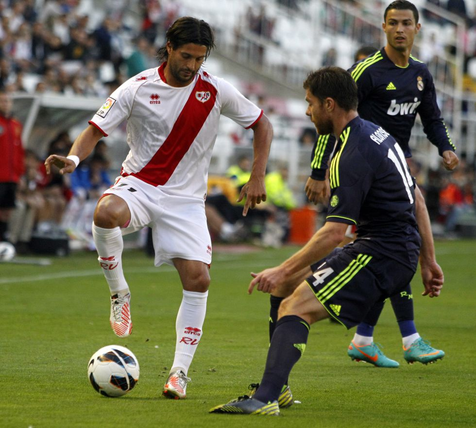 Real Madrid-Rayo Vallecano, domingo 17 a las 21:00 horas