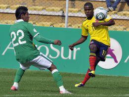 El Betis está a un paso de fichar al delantero colombiano Pabón