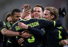 El Ajax accede a semifinales de Copa tras golear al Vitesse