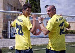 Pandiani y su hijo debutarán el domingo con el At. Baleares