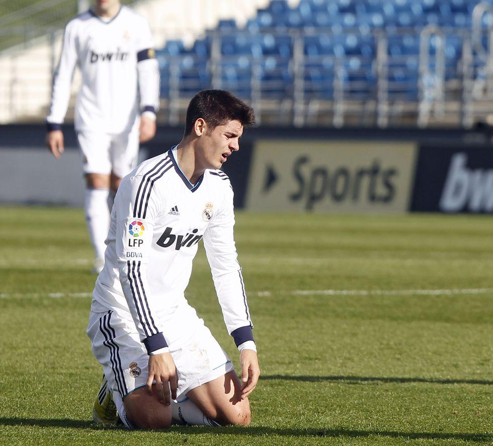 El Castilla ha dejado escapar ocho ventajas en el marcador