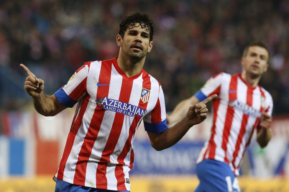 """Diego Costa: """"Hemos tenido ocasiones para marcar más"""""""