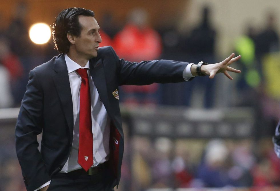 """Emery: """"Al quedarnos con nueve dimos el resultado como bueno"""""""