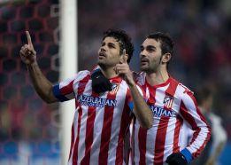 El Atlético cobra ventaja en la noche loca de los penaltis
