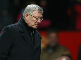 Ferguson se queja del estado del césped de Old Trafford