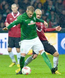 El Bremen se reencuentra con la victoria a costa del Hannover
