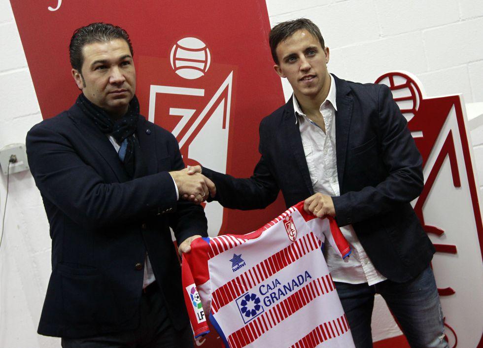 El Granada se ha gastado cuatro millones de euros en fichajes
