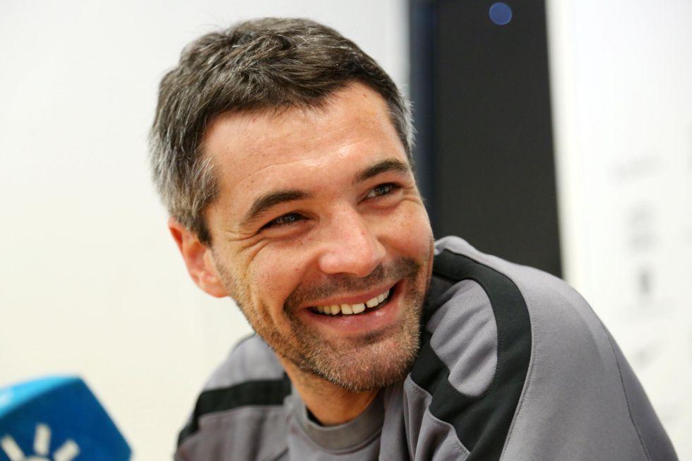 "Toulalán: ""Tengo contrato hasta 2015, así que continuaremos"""