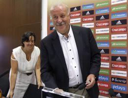 """Del Bosque: """"El caso de Villa no es comparable al de nadie"""""""