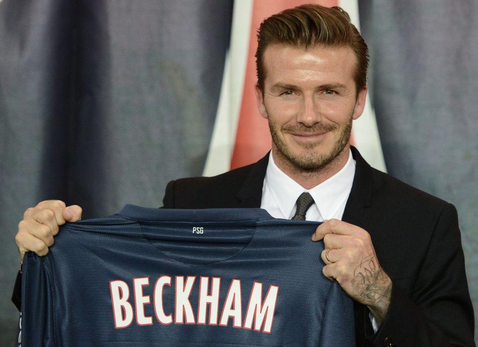 Beckham, obligado a cobrar un salario mínimo de 2.200€ al mes