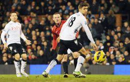 Rooney enseña músculo a once días de visitar el Bernabéu