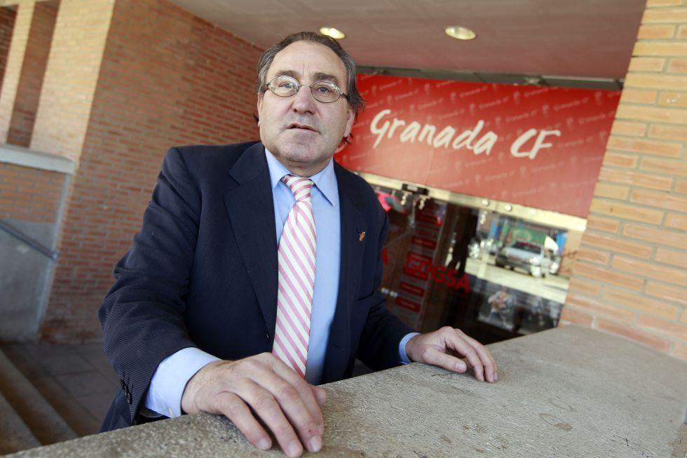 """""""A Don Santiago le hablaron de mí como el sucesor de Gento"""""""