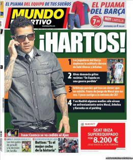 El Barcelona clama contra el Real Madrid y Clos Gómez