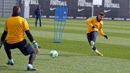Montoya, la gran novedad en la lista de Roura para Mestalla