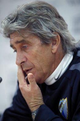 "Pellegrini: ""El partido con el Zaragoza va a ser muy difícil"""