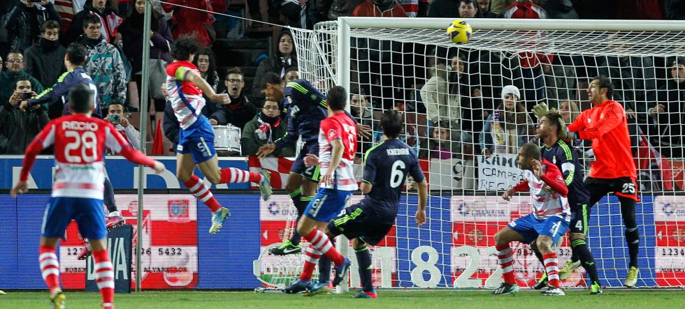 Primer gol en propia puerta de Cristiano en toda su carrera