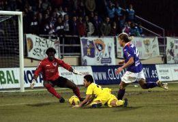 El empate entre el Guadalajara y el Villarreal no sirvió a nadie