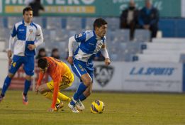 El Sabadell sobrevive a un 0-2