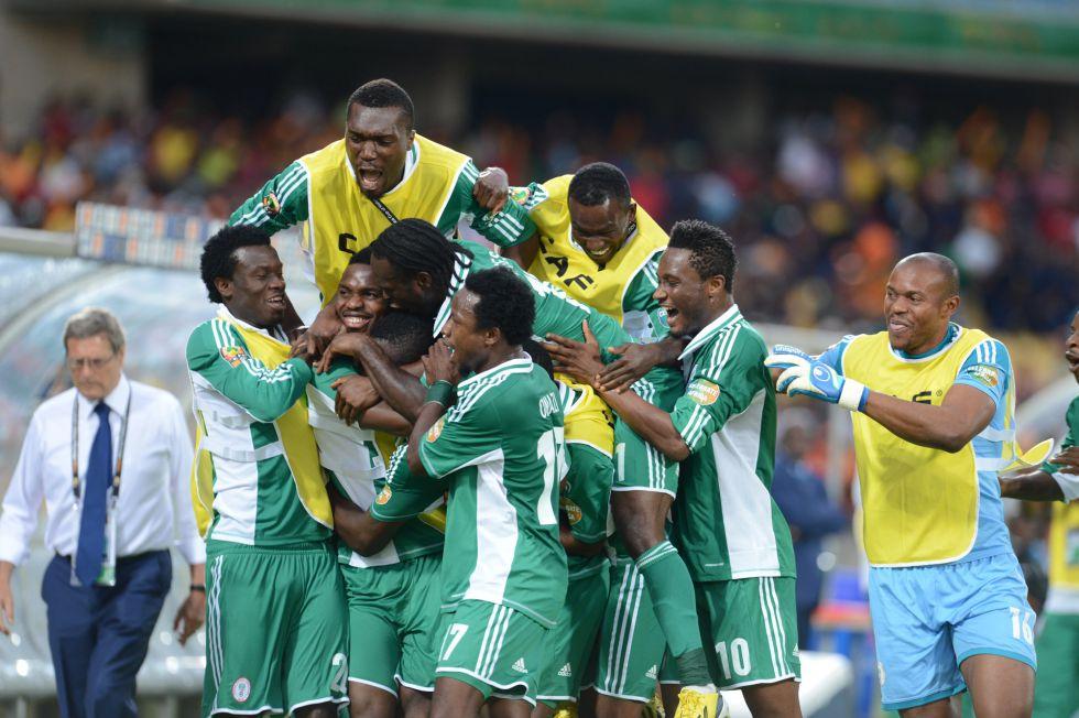 Costa de Marfil fracasa ante Nigeria y cae eliminada