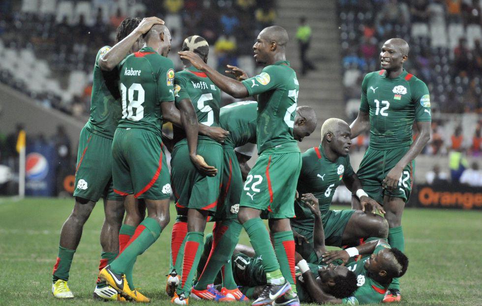 Jonathan Pitroipa hace historia para Burkina Faso