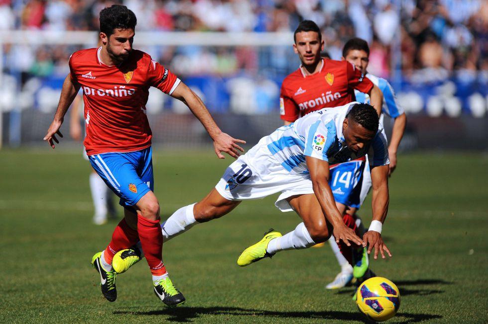El Zaragoza merece más el día del regreso de Julio Baptista