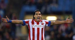 Falcao y Mario Suárez, titulares y Pabón debuta con el Betis