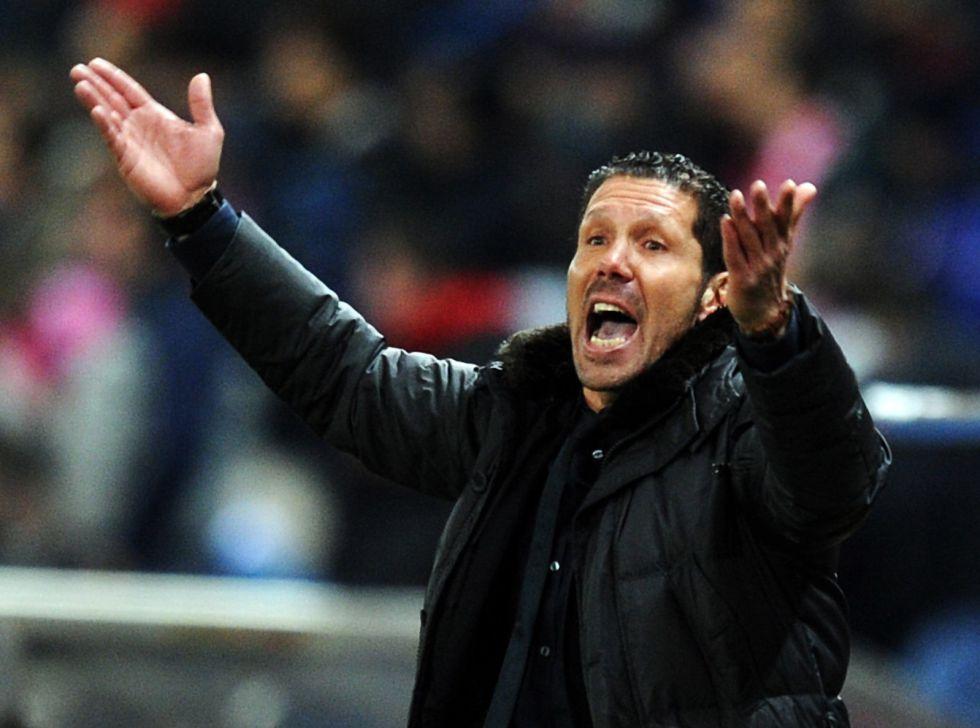 """Simeone: """"Si fuera hincha, yo estaría orgulloso del equipo"""""""