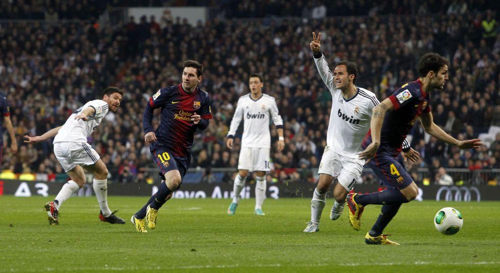 Barça-Real Madrid, el martes 26 a las 21:00 horas por Canal+ 1