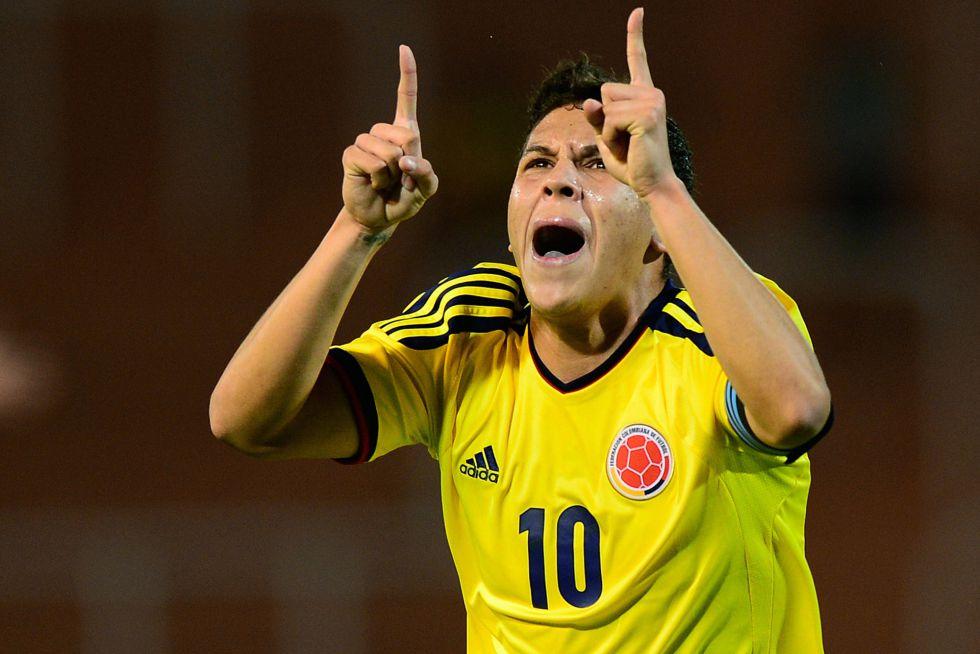 Colombia gana el tercer Sudamericano de su historia