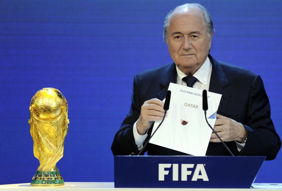"""La FIFA pide """"ayuda"""" para luchar contra el amaño de partidos"""