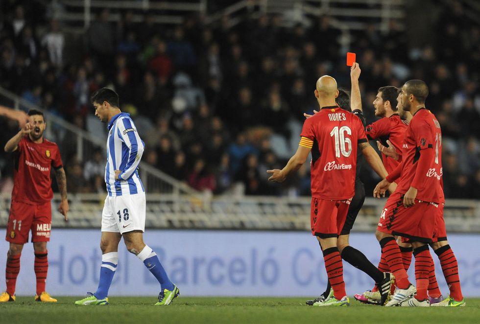 La Real Sociedad se acerca a Europa y ahoga más al Mallorca