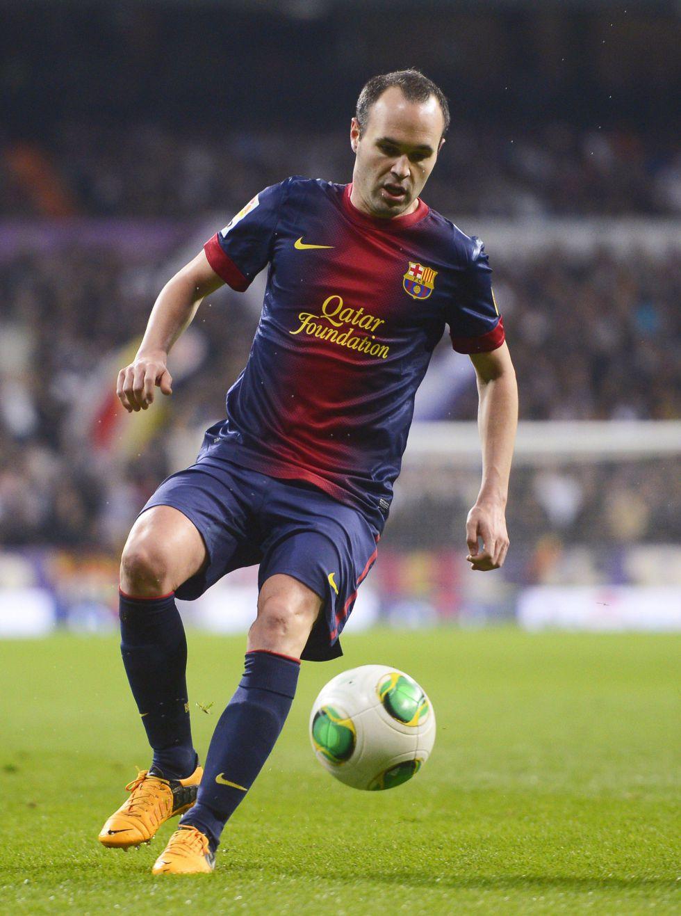 """Iniesta: """"Yo soy mejor con Leo y Leo es mejor con el Barça"""""""