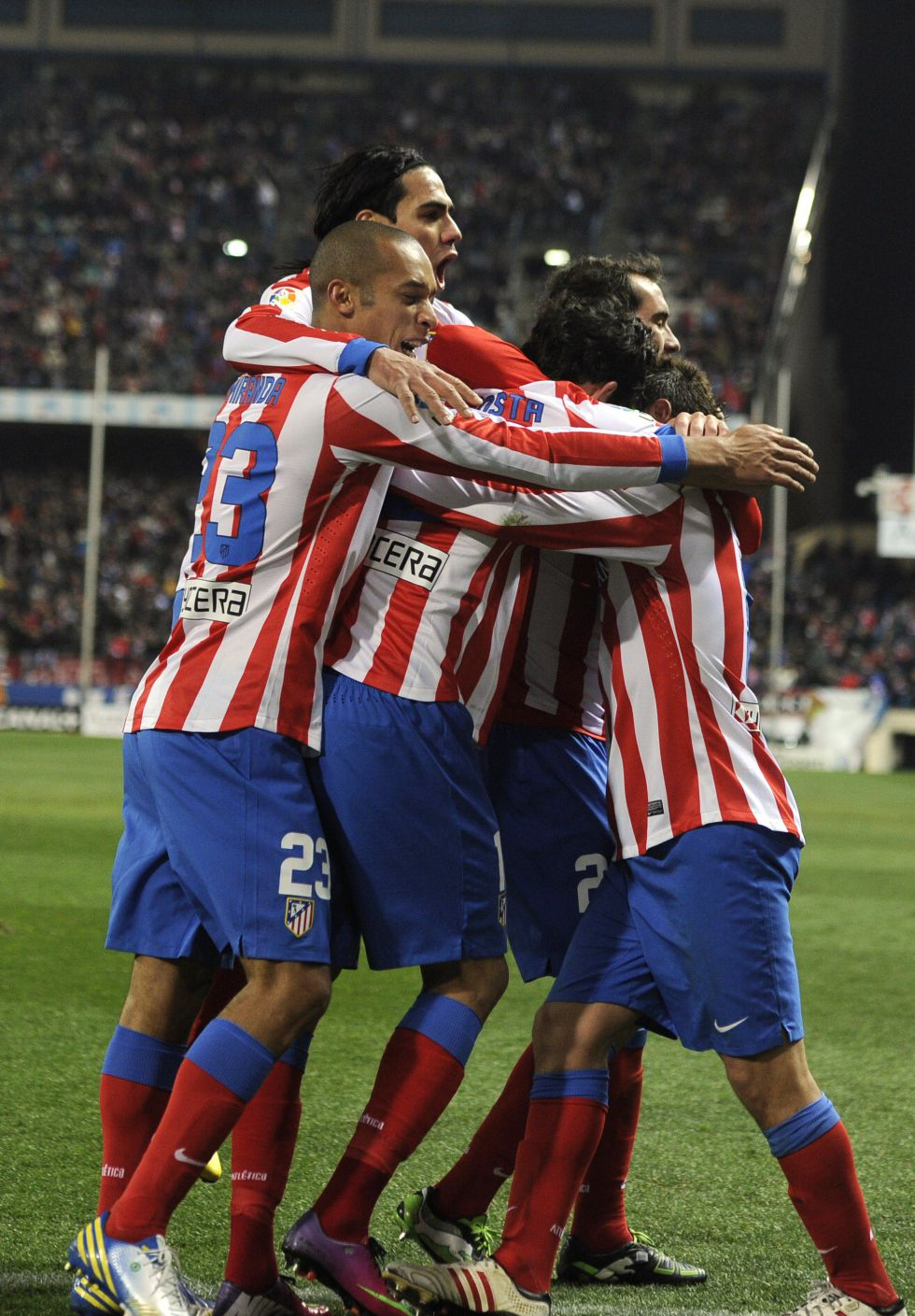 El Atlético de Madrid se coloca segundo en el ránking IFFHS