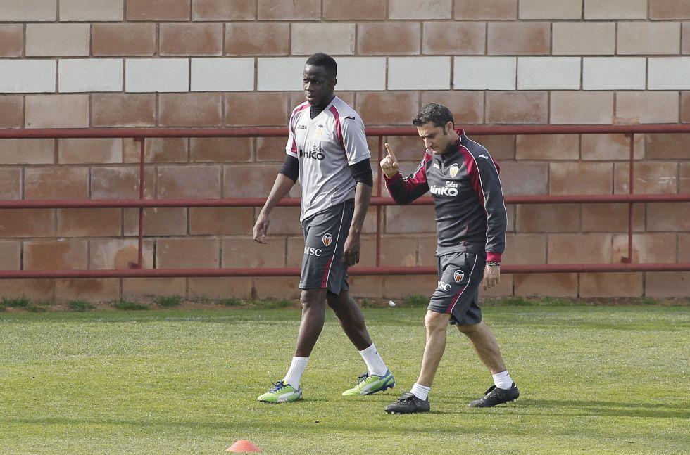 """Cissokho: """"Partidos como el del Barcelona me dan confianza"""""""