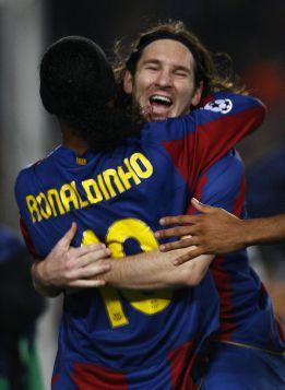 """""""Me arrepiento de no haber jugado más años junto a Messi"""""""
