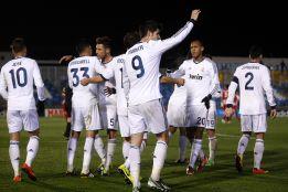 El Castilla se levanta gracias a los goles de Jesé y Morata