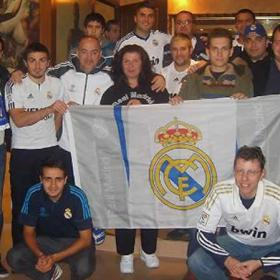 La Peña Madridista Real Madrid-Bulgaria sigue creciendo