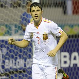 El Atlético de Madrid contacta con Villa por si se va Falcao