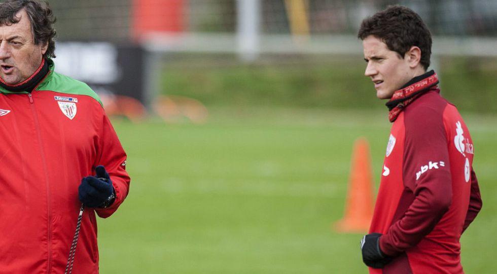 """Herrera pide """"que solo se hable de fútbol porque es lo mejor"""""""