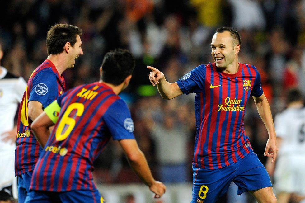 """Iniesta: """"Mi ilusión es retirarme en el Barça, pero el tiempo dirá"""""""
