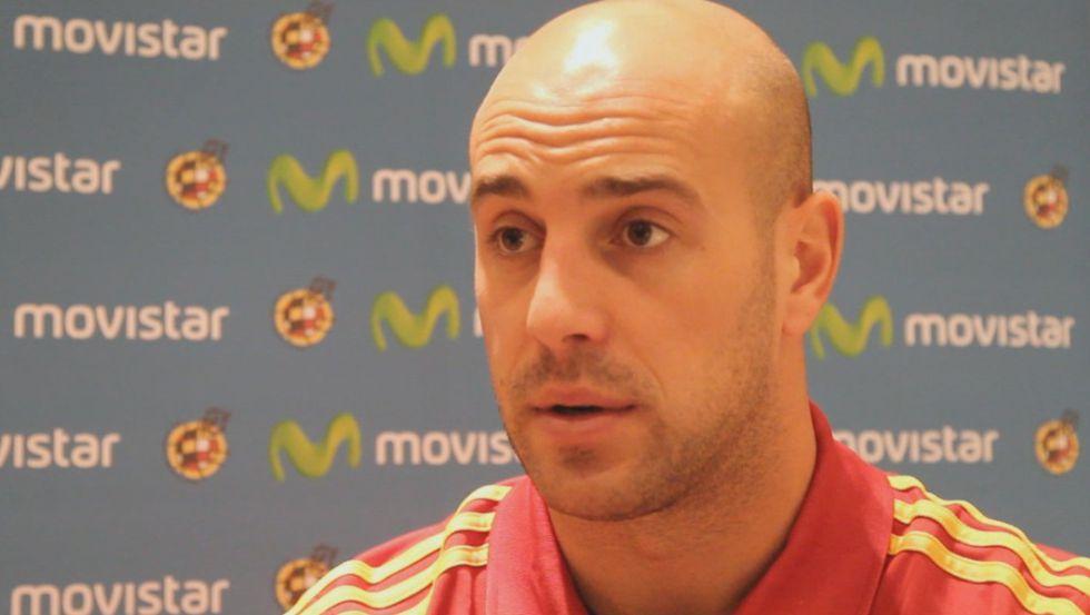 "Reina: ""Sorprende lo de Valdés, se va del mejor club del mundo"""